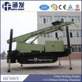 Máquina Drilling giratória de furo de núcleo da esteira rolante de Hf300y