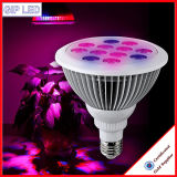 Planta del LED E27 12W PAR Grow Light para Flores Plantas
