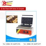 De goedkope MiniMaker van /Donut van de Maker van /Waffle van de Machine van de Doughnut met Ce Certificaton