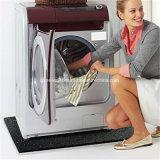 De gerecycleerde Rubber Stodde Matten van het Stootkussen van de Schok van de Benen van het Bureau voor Wasmachine