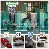 De Versnellingsbak die van de worm de Rubber en Plastic die Mixer van de Verspreiding overhellen in Dalian China wordt gemaakt