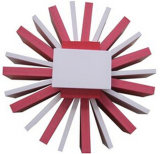Пластмасса покрывает доску пены валют Board/PVC PVC с по-разному доской плотности/валют