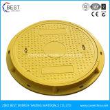 Pt124 Venda quente materiais BMC grades de árvore de tampa de inspeção