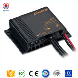Phocos Cis05 Cis10 Cis20、手動PWMの太陽料金のコントローラ