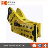 Гидровлический выключатель молотка для землечерпалки 30-40ons (YLB1650)