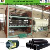 One-Step Double-Step Thermo de HDPE\Cartel dos tubos de Equipamentos de Fabricação