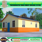Crear la casa fabricada casa prefabricada del envase para requisitos particulares