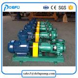 Horizontale elektrische zentrifugale chemische Pumpe für saure Übertragung