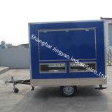 普及した多機能の小型食糧トラック/ファースト・フードのカート/ホットドッグの販売ヴァン