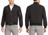 남자 재킷 Water-Repellent 폭격기 재킷