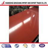 建物のための警告線表面カラーによって塗られるPPGLの鋼鉄コイル