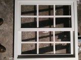 Amerikanisches schiebendes Fenster der Art-UPVC mit Qualität