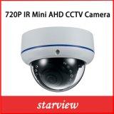機密保護のソニーCMOS 720p Ahd IRの小型ドームCCTVのカメラ
