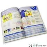 カタログの印刷のパンフレットの小冊子のフライヤの印刷の本の印刷