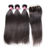試供品の中国のアフリカ系アメリカ人の人間の毛髪の拡張
