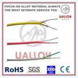 Extensão do termopar tipo K de fio de fibra de vidro