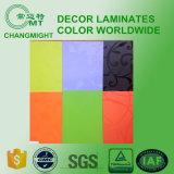 Colores del Formica/los paneles de la ducha/material de construcción laminados
