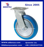 La macchina per colata continua resistente spinge dentro l'azzurro con il freno laterale