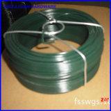 Желтый провод утюга PVC Coated с кронштейном