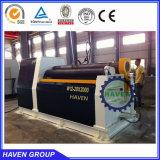 Machine élevée de plaque métallique de dépliement et de roulement du quanlity W12S-10X2500