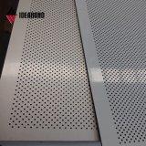 Esculpidas CNC 4 mm de alto brilho do ecrã do painel composto de alumínio