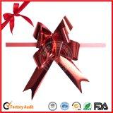 Im Freienweihnachtsbogen-Dekoration-Basisrecheneinheits-Farbband-Bogen
