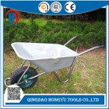 90L для тяжелого режима работы строительство и Сад инструмент металлические Wheelbarrow