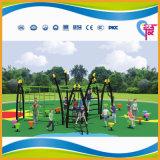 Смешная дешевая напольная спортивная площадка разминки для более старых малышей (A-15181)