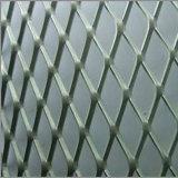 Acero bajo en carbono valla de Metal Expandido