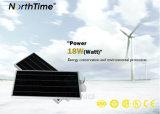 LiFePO4 аккумуляторная батарея 13AH IP65 на солнечной энергии встроенный светодиодный светильник на улице