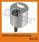 As peças do molde deslize os dispositivos de retenção