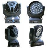 Guangzhou populaires 36 PCS 4en1 LED Moving Head Light