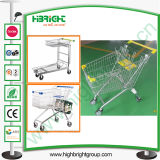 Best Price를 가진 슈퍼마켓 Shopping Trolley Cart