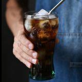 Kop van de Gift van het Glas van de Kop van de Kop van het Glas van de coca-cola de Herdenkings Promotie