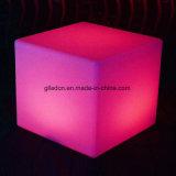 Dia43см LED Cube деревенская мебель для ночной клуб