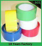 Varia cinta del embalaje del color