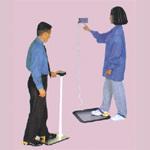 Schoenen/het Meetapparaat van de Riem van de Pols, het Meetapparaat van de Riem van de Pols van het Meetapparaat van het Schoeisel