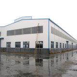 Oficina Prefab da estrutura do frame de aço de grande extensão