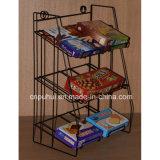 Contador de fio de rack de Exibição de Chocolate (PHY1042F)