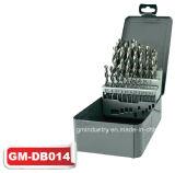 bit di trivello luminoso di torsione di rivestimento 25PCS impostato (GM-dB014)