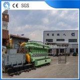 centrale elettrica usata paglia di legno di gassificazione della biomassa della buccia del riso della pallina dei trucioli 1MW-5MW