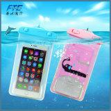 Freie wasserdichte Handy-Beutel für Schwimmen