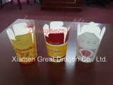 금속 와이어 손잡이 (GDNB-004)를 가진 중국 테이크아웃 서류상 음식 상자