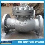 Dn200 Bolted Cover Wcb / Gp240gh / 1.0619 Swing Check Valve
