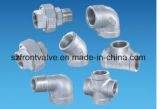 Het Gieten van de investering Roestvrij staal Ingepaste montage-Koppelt Od. Machinaal bewerkt
