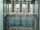 Máquina de rellenar 5 del galón del agua del galón automático completo de la producción Line/5