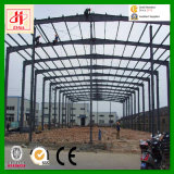 Espaço grande depósito de Estrutura de aço