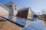 Il LED solare illumina il sistema per la casa ed accamparsi