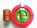 Plastic Diameter 22cm van de Spoel van de Spoel van de Vlieger van het Wiel van de Vlieger van de Spoel van de Vlieger