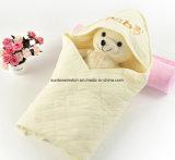 Baumwollbaby-mit Kapuze Tücher 100%